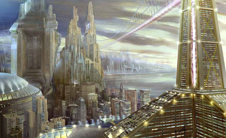 ancient future utopias