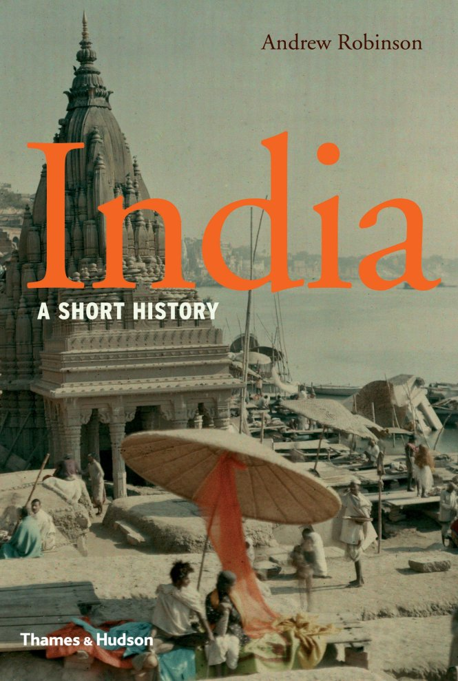 Robinson's India book cover