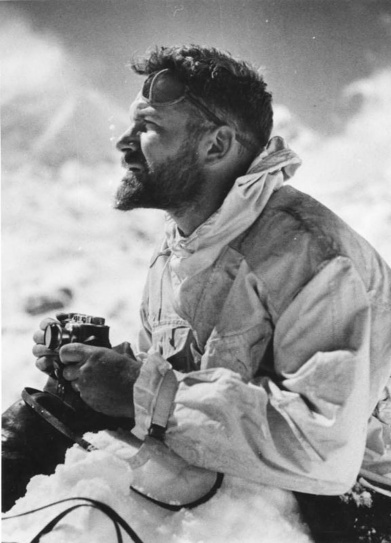 1. Ernst Schäfer, famed German hunter and zoologist