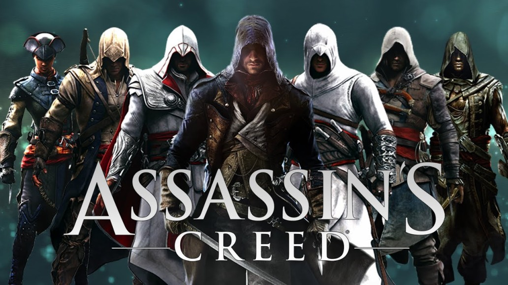20. assassin's creed